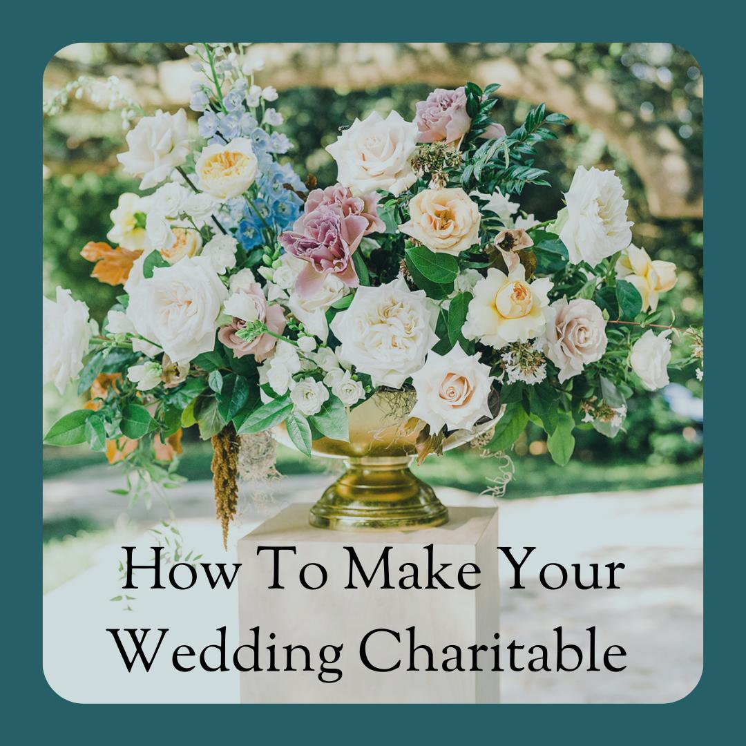 Austin Wedding Charity