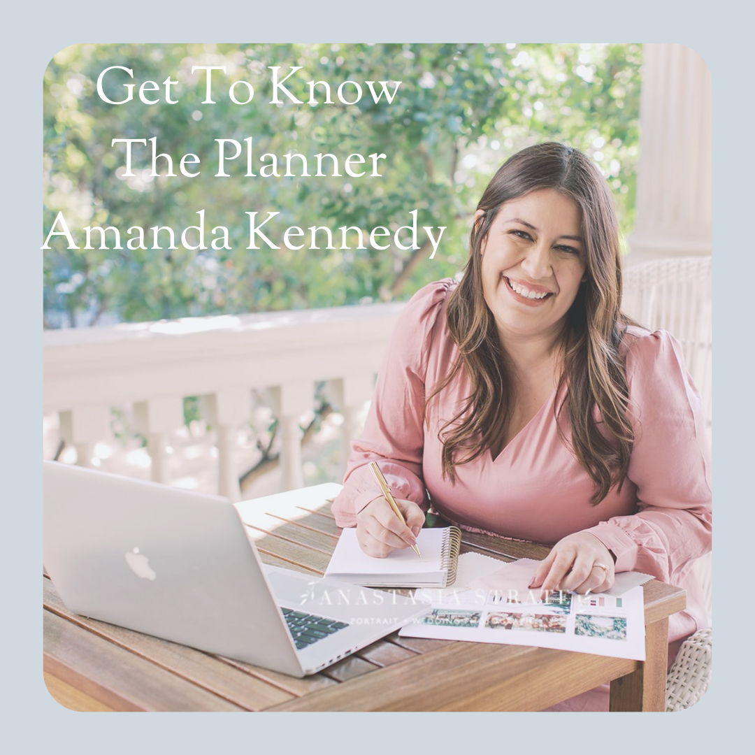 Get To Know The Planner Amanda Kennedy
