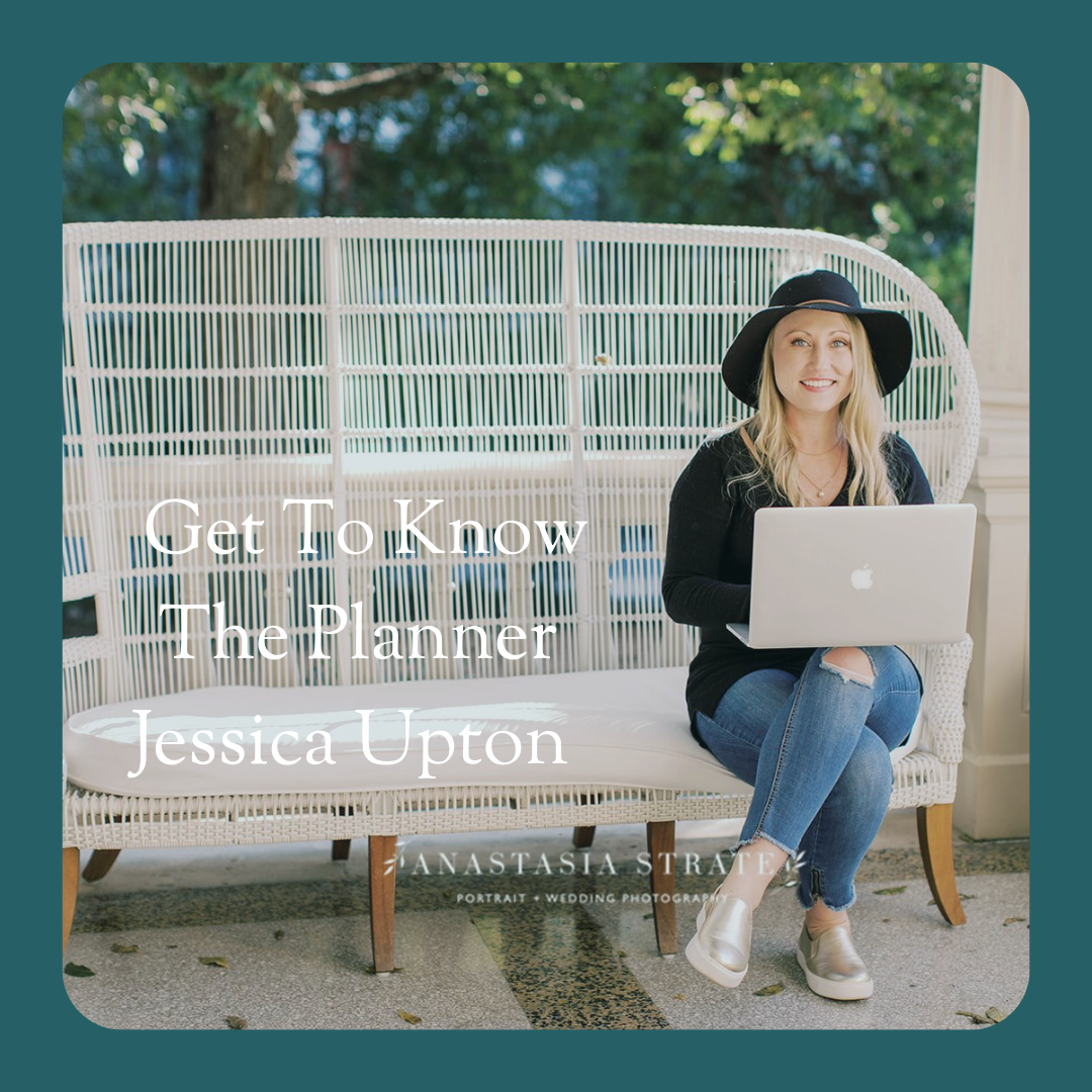 Get To Know The Planner Jessica Upton
