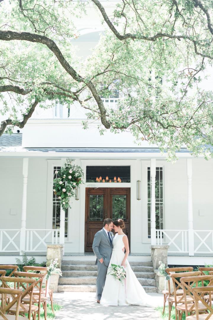 Matties Austin Wedding