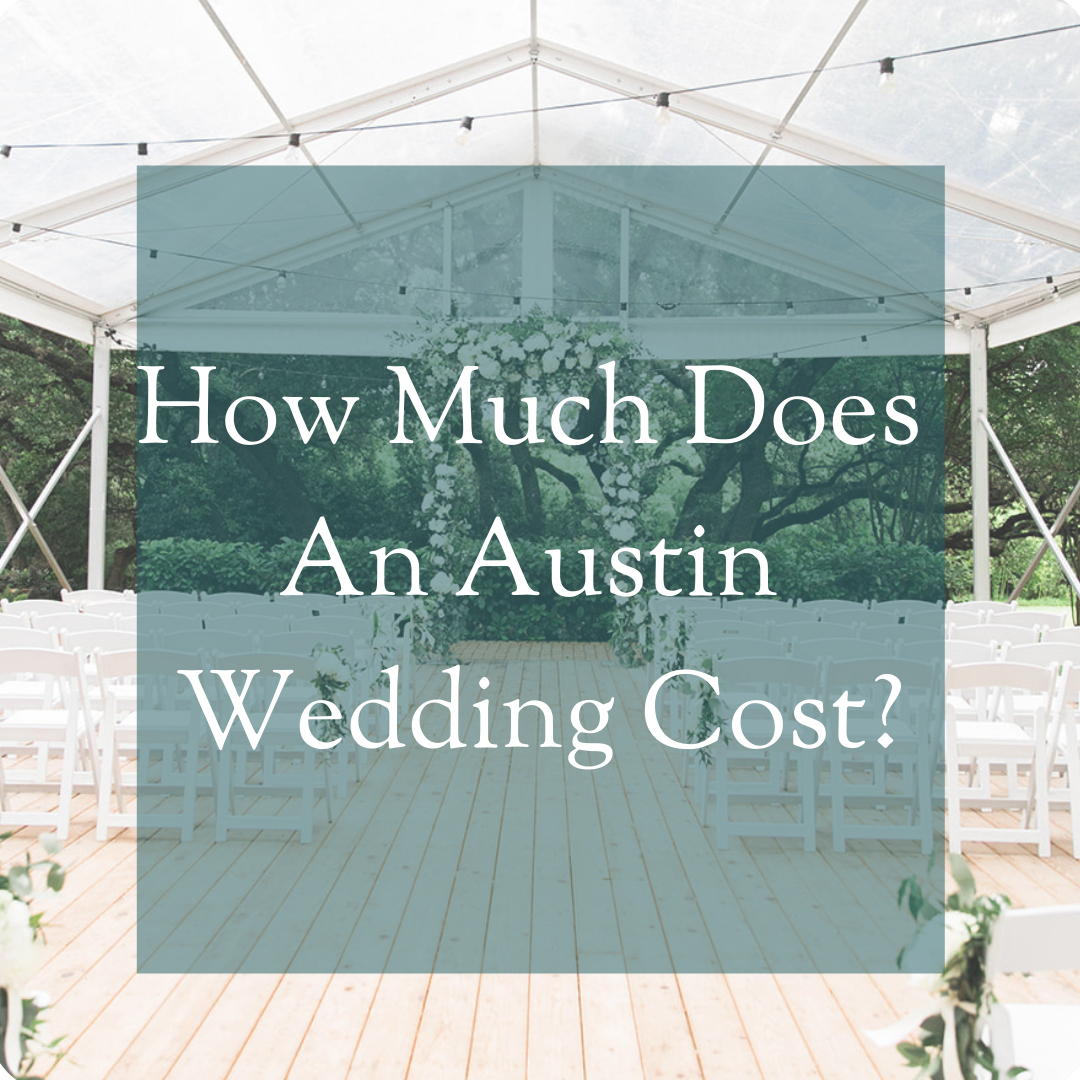 How much does an austin wedding cost