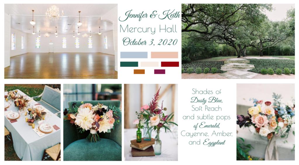 austin wedding design