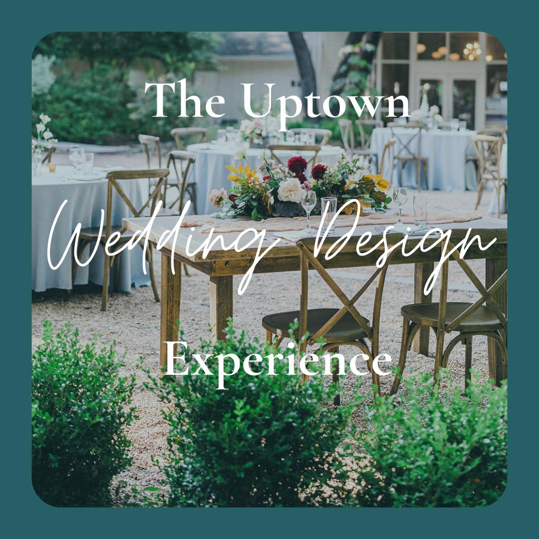Wedding Design Experience