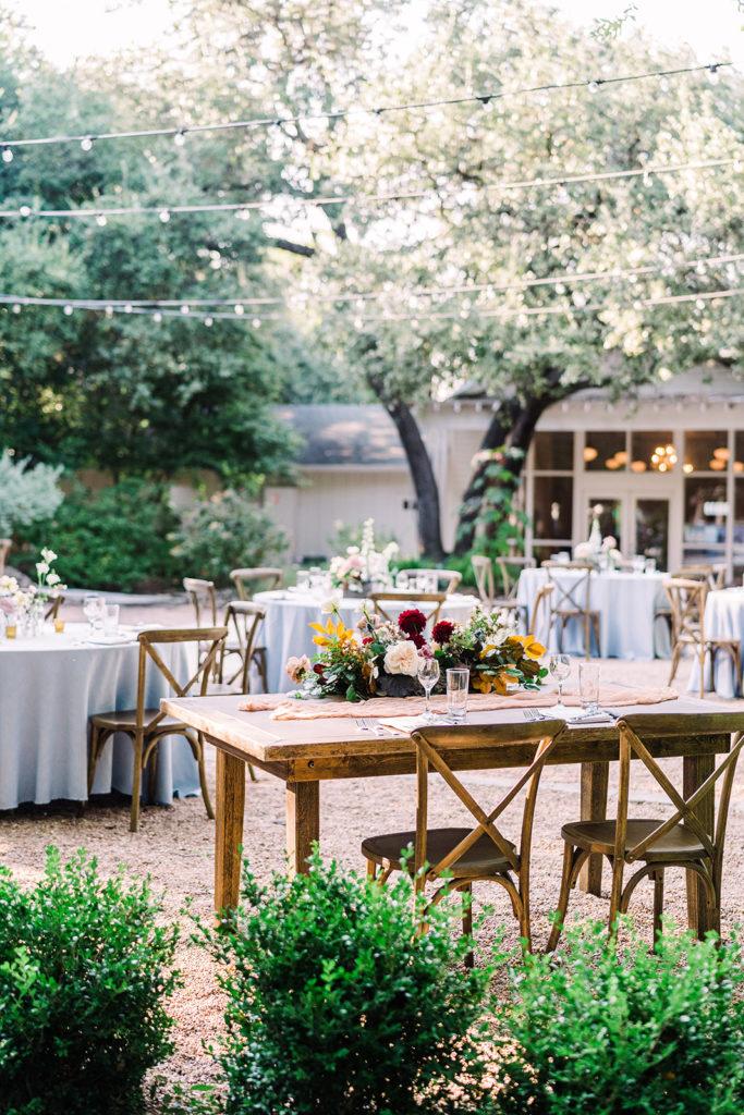 Austin Wedding Designer