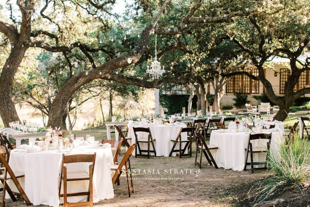 Ivory Oak Wedding